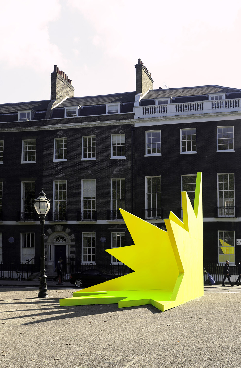 didier-faustino_architectural-association_yellow-spiky-stage_london_dezeen_936_1